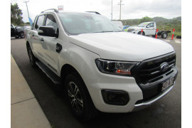 2020 Ford Ranger PX MKIII 2020.75MY WILDTRAK Utility Image 2