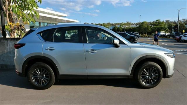 2021 Mazda CX-5 KF Series Maxx Sport Suv Mobile Image 3