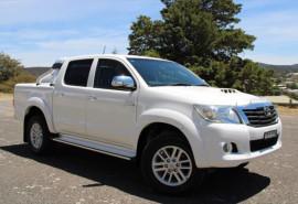 Toyota HiLux SR5 KUN26R
