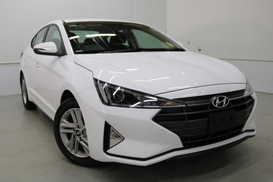 2020 Hyundai Elantra AD.2 Active Sedan
