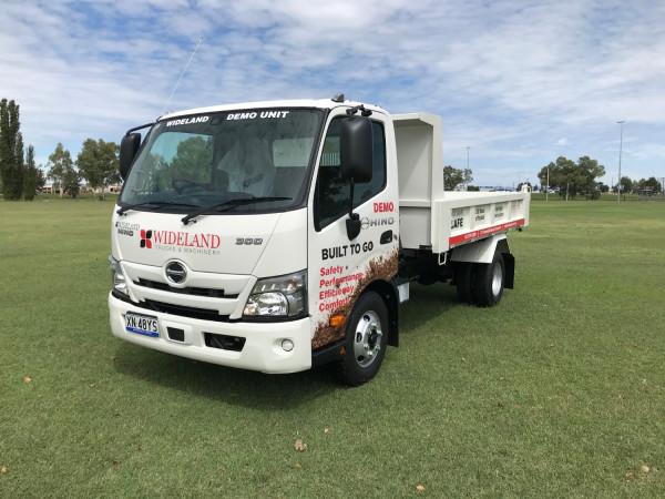 2021 Hino 717 Mt 3430 Wide Tip 717 MT 3430 Truck