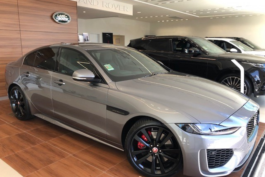2019 MY20 Jaguar XE X760 R-Dynamic SE Sedan