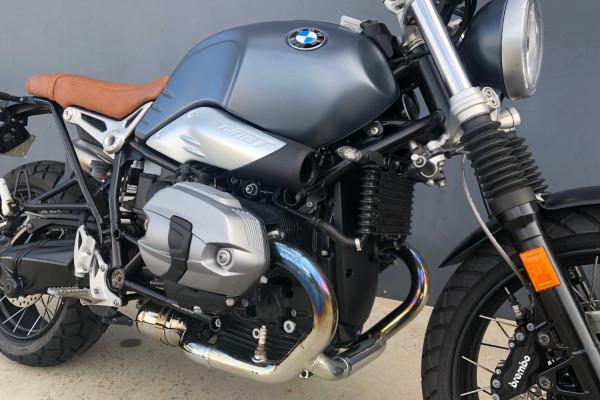 2019 BMW R Nine T Scrambler Motorcycle Image 2