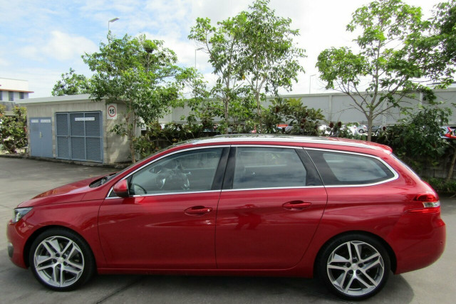 2016 MY17 Peugeot 308 T9 MY17 Allure Touring Wagon Image 4