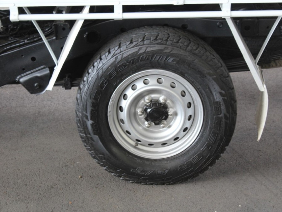 2012 Ford Ranger PX XL Cab chassis - single cab