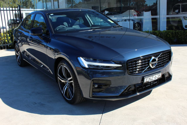 2021 Volvo S60 (No Series) MY21 T5 R-Design Sedan Image 2