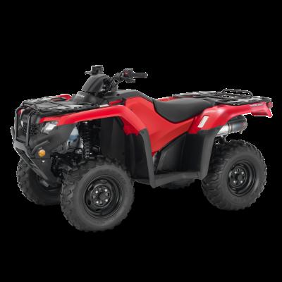 New Honda TRX420FA6L