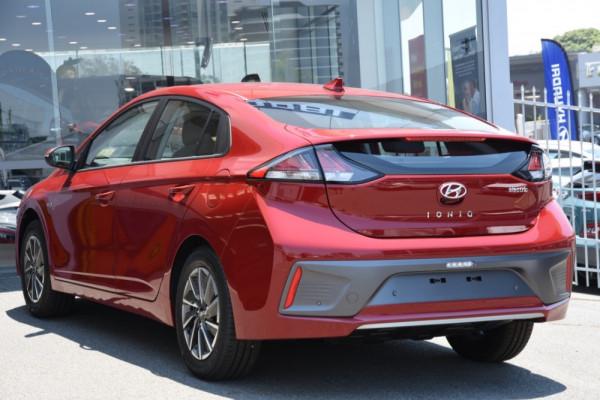 2019 MY20 Hyundai IONIQ AE.3 Electric Elite Hatchback Image 3