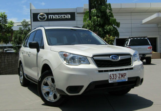 Subaru Forester 2.5i Lineartronic AWD S4 MY13