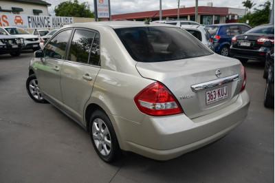 2008 Nissan Tiida C11 MY07 ST-L Sedan Image 4