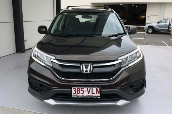 2015 Honda CR-V Vehicle Description. RM  II MY16 VTi WAG M 6sp 2.0i VTi Suv