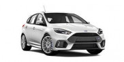 ford Focus RS Accessories Emerald