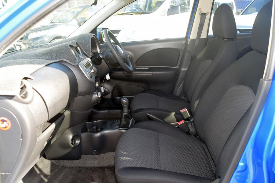 2011 Nissan Micra K13 ST Hatchback Mobile Image 8