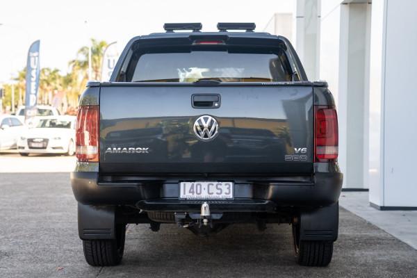 2020 Volkswagen Amarok 2H  TDI580S Utility Image 5