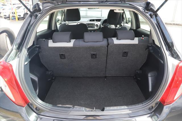 2014 Toyota Yaris NCP130R YR Hatchback Image 6