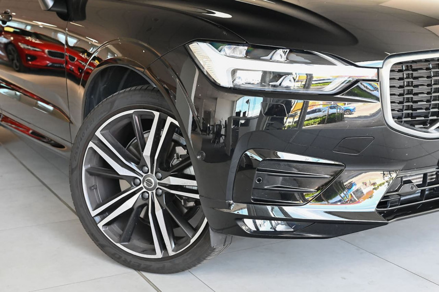 2019 MY20 Volvo XC60 UZ T6 R-Design Suv Image 6