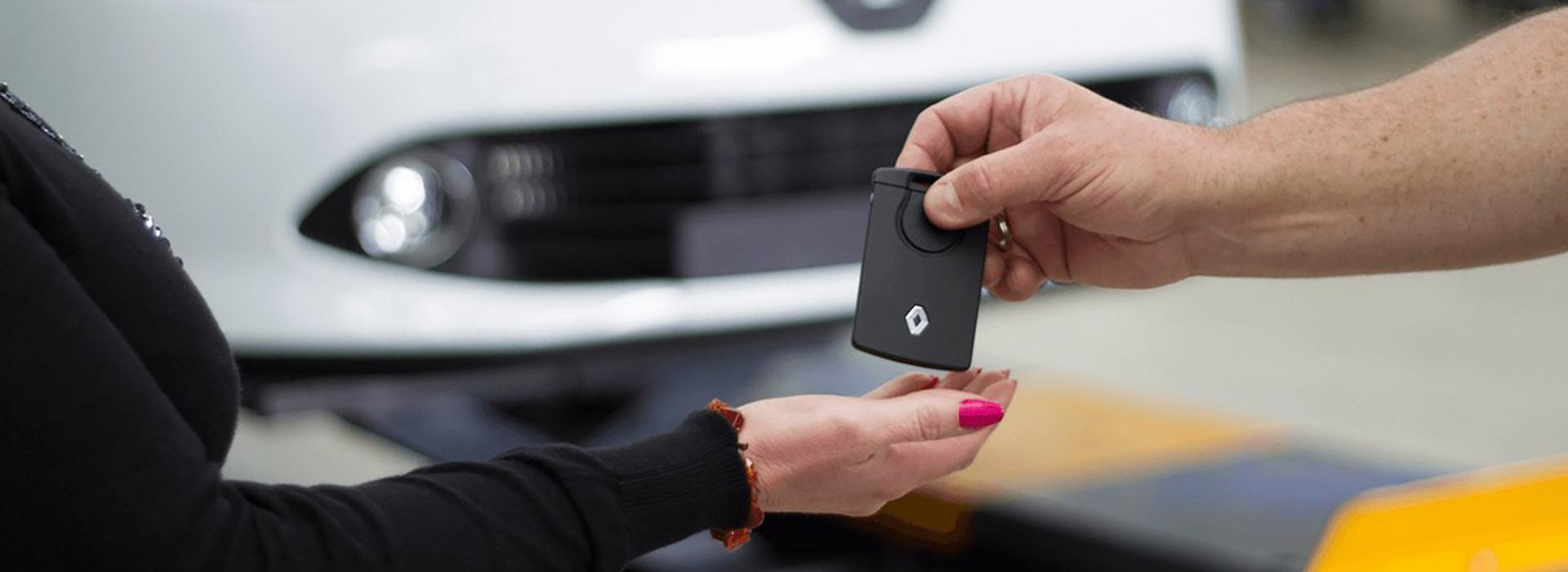DC Motors Renault Services