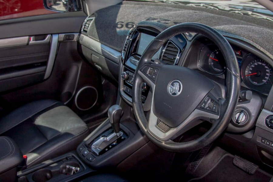 2016 Holden Captiva CG MY16 7 LTZ (AWD) Suv Image 6