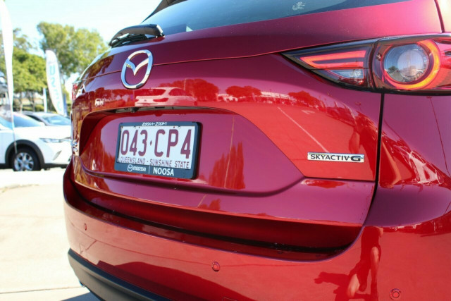 2021 Mazda CX-5 KF Series Touring Suv Mobile Image 5