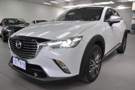 2016 Mazda CX-3 DK2W7A Akari Wagon