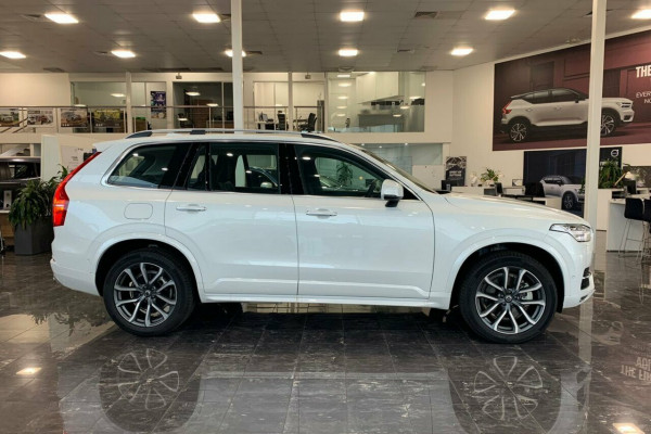 2018 MY19 Volvo XC90 L Series T6 Geartronic AWD Momentum Suv Image 5