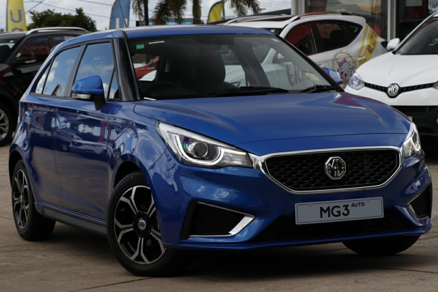 2018 MG MG3 -- Excite Hatchback