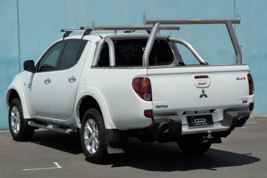 2010 MY11 Mitsubishi Triton MN MY11 GLX-R Utility