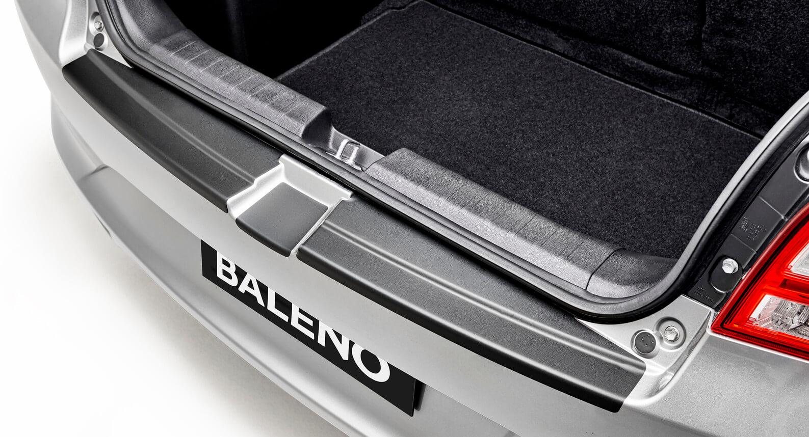 Baleno - Bumper Protection Film, Black