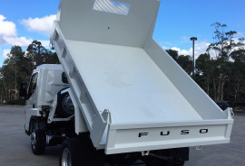 2017 Fuso Canter TIPPER 715 Tipper