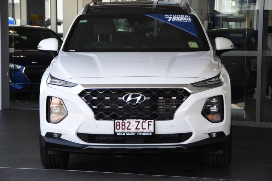 2019 Hyundai Santa Fe TM Highlander Suv