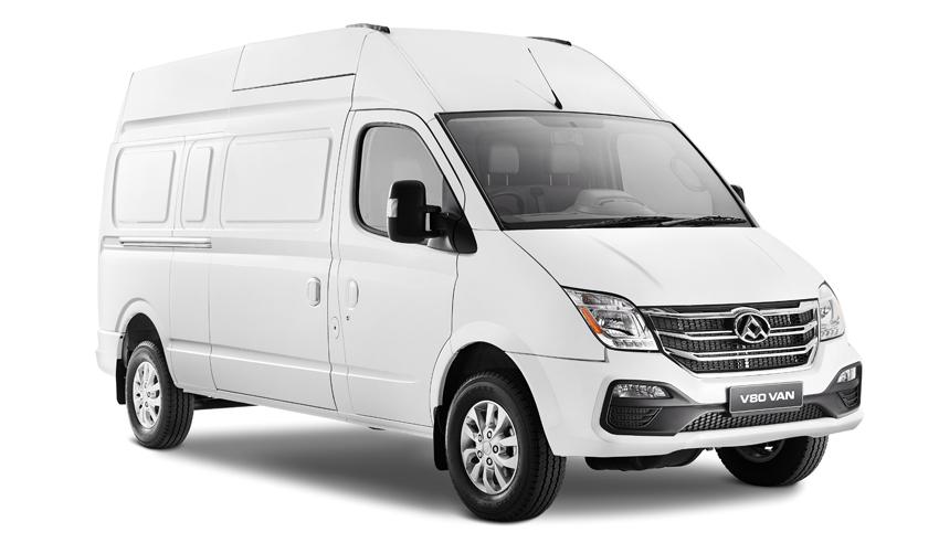 V80 Van High Roof Auto (AMT)