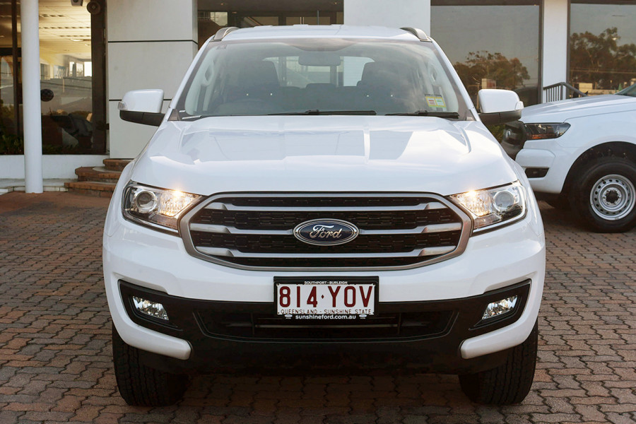 2018 MY19 Ford Everest UAII Ambiente 4WD Suv