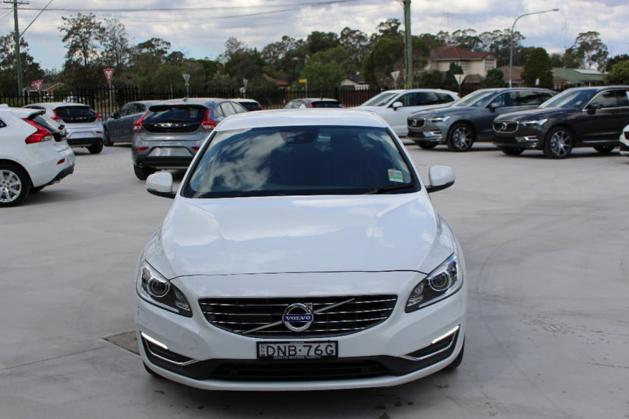 2017 Volvo S60 (No Series) MY17 T5 Luxury Sedan