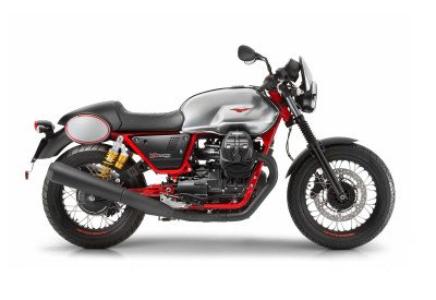 New Moto Guzzi V7 III Racer