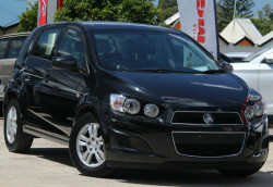 Holden Barina CD TM MY16