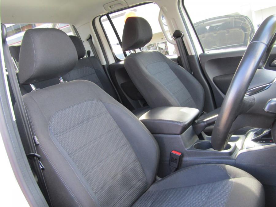 2018 Volkswagen Amarok 2H  TDI550 Sportline Dual cab Image 12