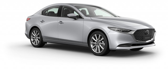 2020 Mazda 3 BP G25 Astina Sedan Sedan Mobile Image 7