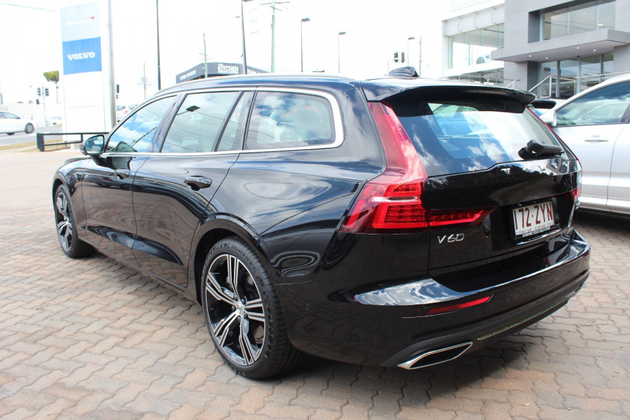 2019 MY20 Volvo V60 F-Series T5 Inscription Wagon Image 7