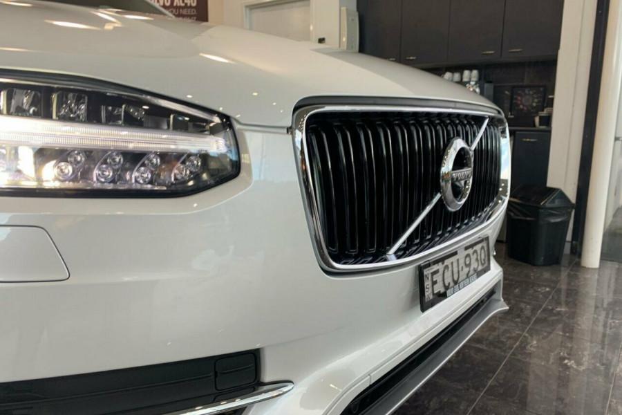 2018 MY19 Volvo XC90 L Series T6 Geartronic AWD Momentum Suv