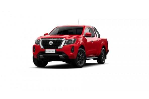 2021 Nissan Navara D23 Dual Cab ST Pick Up 4x2 Utility Image 2