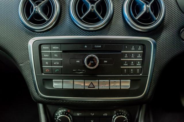 2018 MY58 Mercedes-Benz A-class W176 808+ A180 Hatchback Image 26