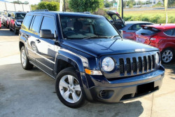 Jeep Patriot Sport 4x2 MK MY2013