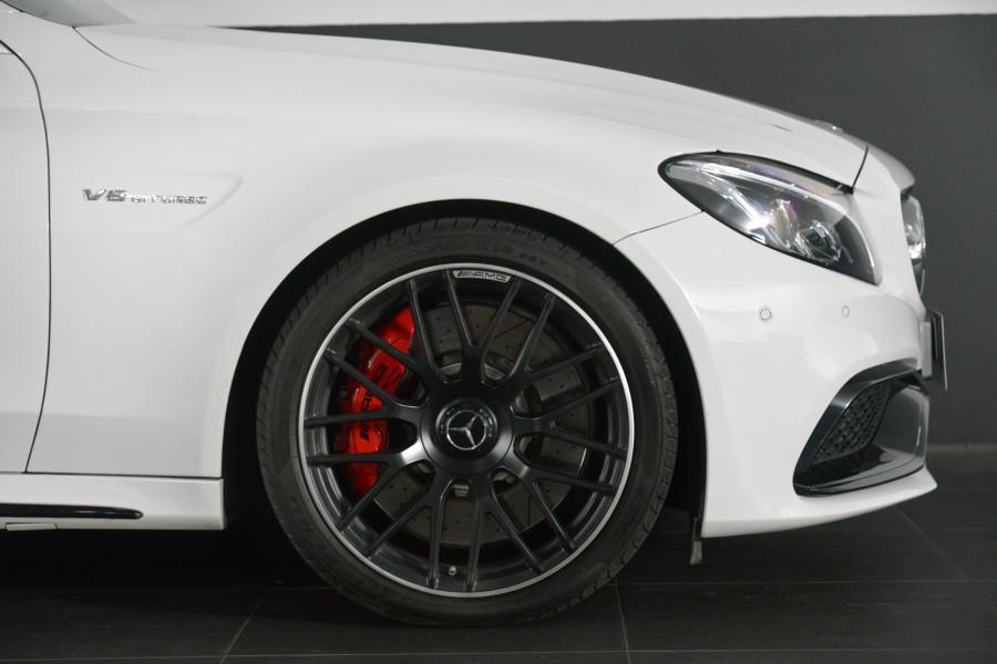2017 Mercedes-Benz C 63 S