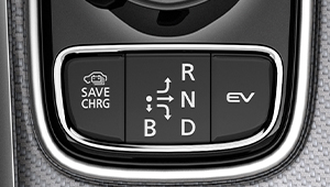 Outlander PHEV Charge and Save