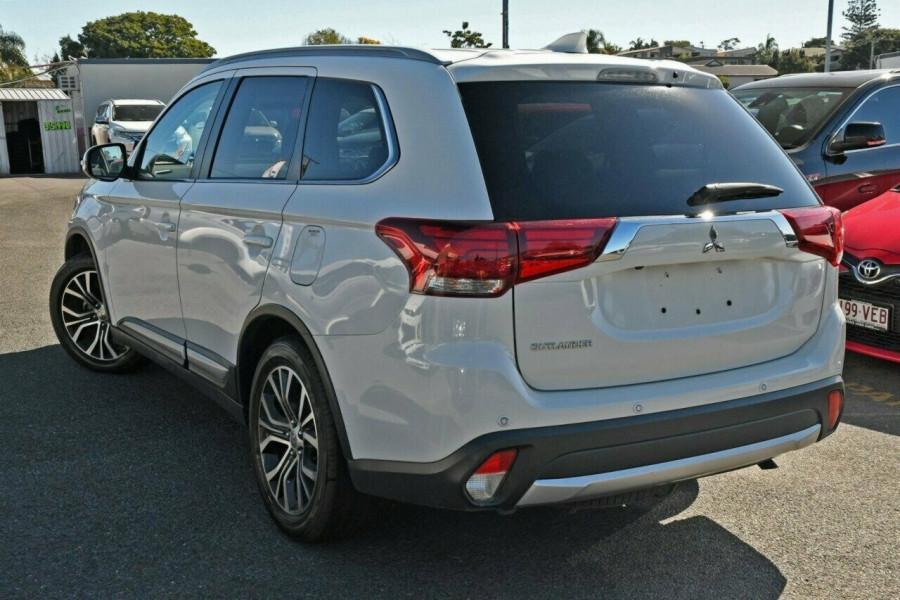 2017 MY18.5 Mitsubishi Outlander ZL MY18.5 LS 2WD Suv