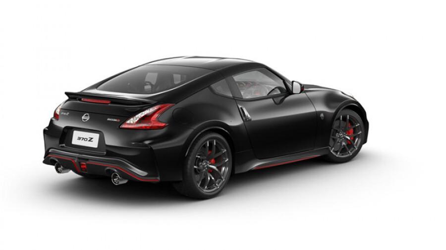 2021 MY0  Nissan 370Z Z34 Nismo Coupe Image 3
