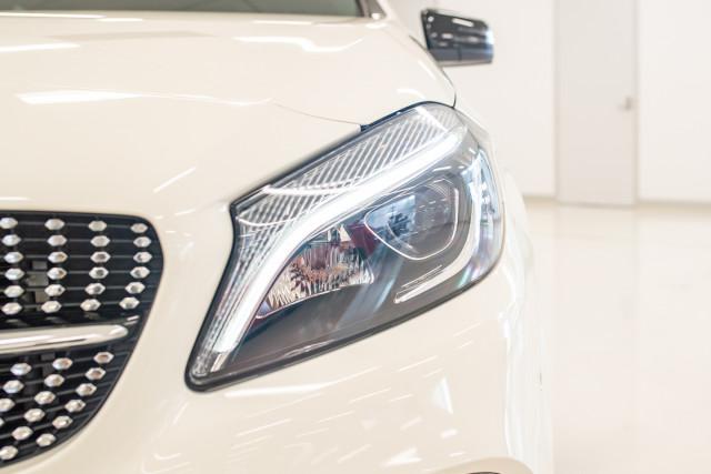 2017 MY08 Mercedes-Benz A-class Hatchback Image 8