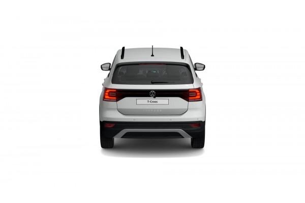 2022 Volkswagen T-Cross C1 85TSI Life Wagon Image 4
