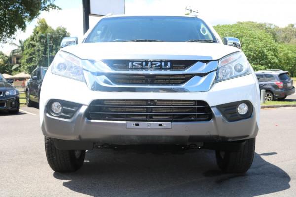 2015 Isuzu Ute MU-X (No Series) MY15 LS-T Wagon