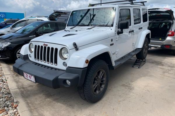 Jeep Wrangler 75th JK